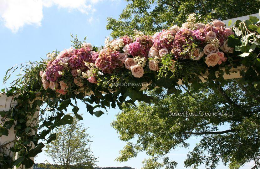 Langley Wedding florist Ladner