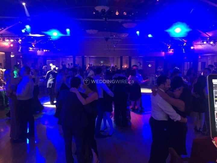 Dance Floor Vibes