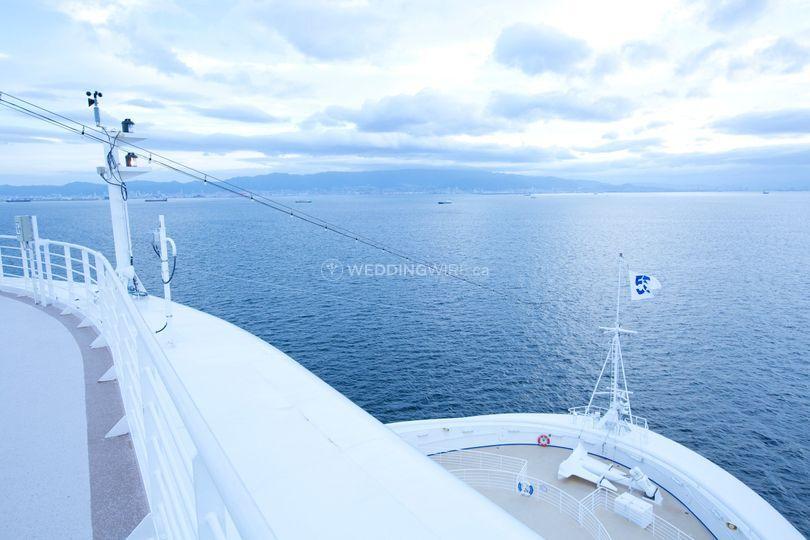 Honeymoons at Sea