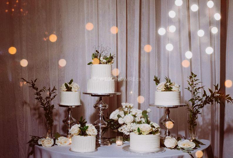 Cakes levignoble @katrizza