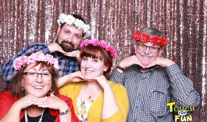 Touch For Fun Photo Booth