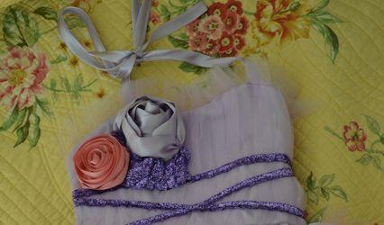 Tuturocks Designs - Flower girls