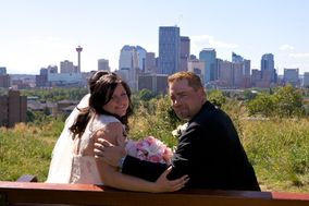 Calgary Wedding Photographs
