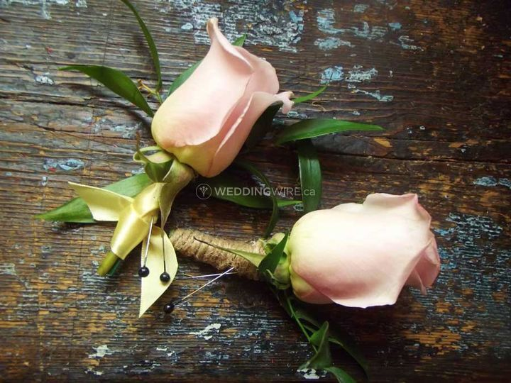 Twine and Boutonnieres
