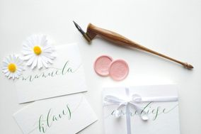 Neilson Letters Calligraphy