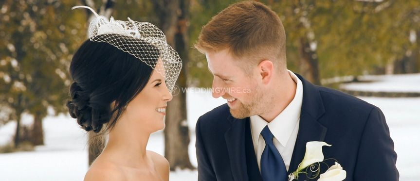 Prince George Fall Wedding
