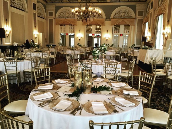 Rustic Wedding At The Fairmont