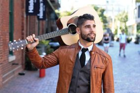 Jeremy de Freitas-One-Man Acoustic Entertainer