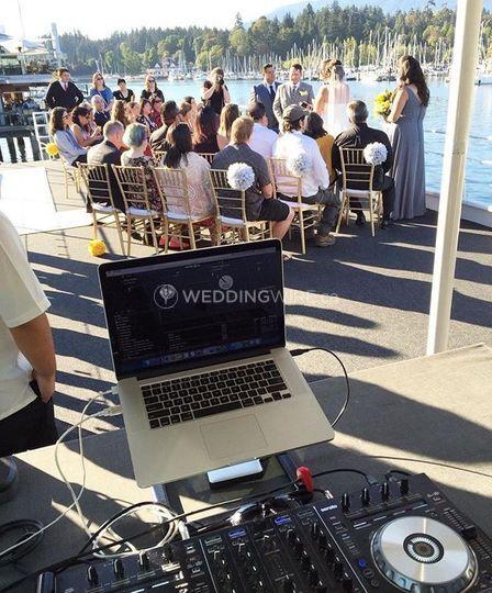 Popular Wedding DJ