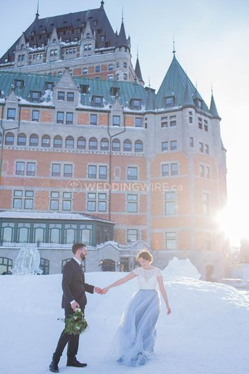 Elope in Quebec