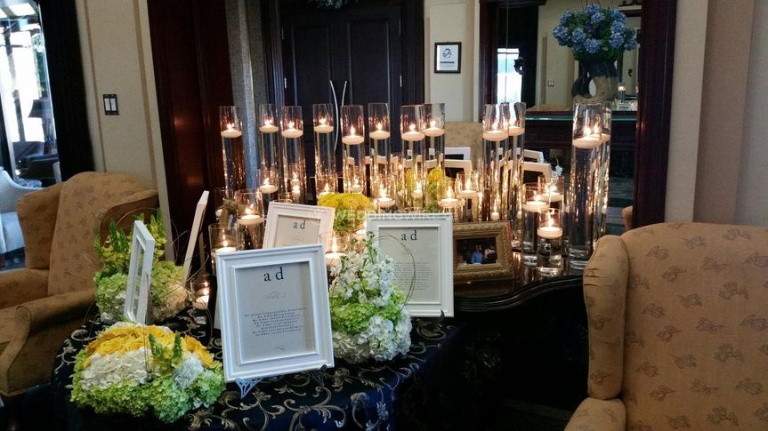 Saint-Leonard, Quebec wedding reception