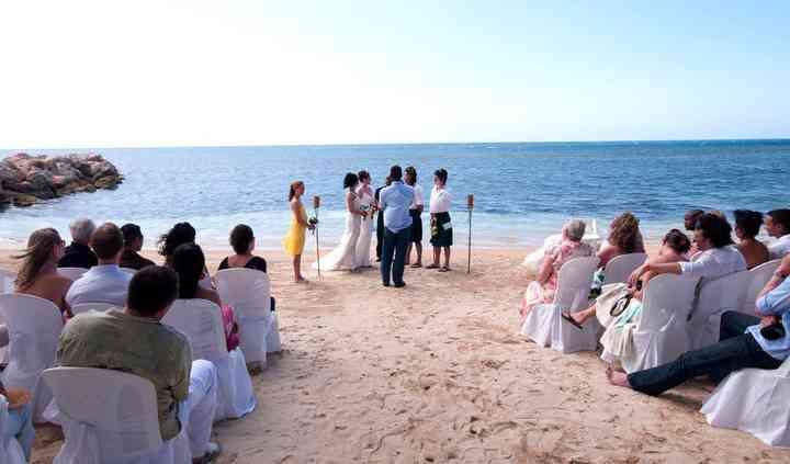 We do destination weddings!