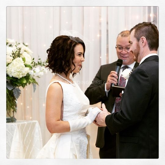 Officiating A Wedding: Wedding Officiant