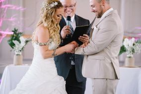 With This Ring - Wedding officiant