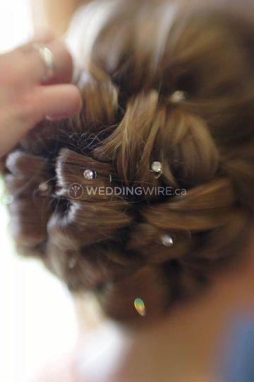Bridal Hair Calgary