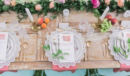 Heirloom Events and Decor