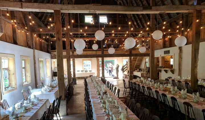 Pine Lodge wedding