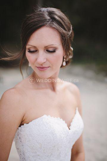 Sayulita bride Miss D
