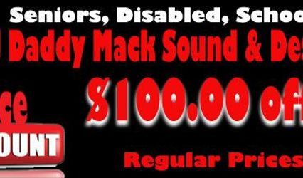 DJ Daddy Mack Sound & Design 1