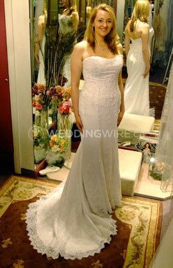 Wedding-gown