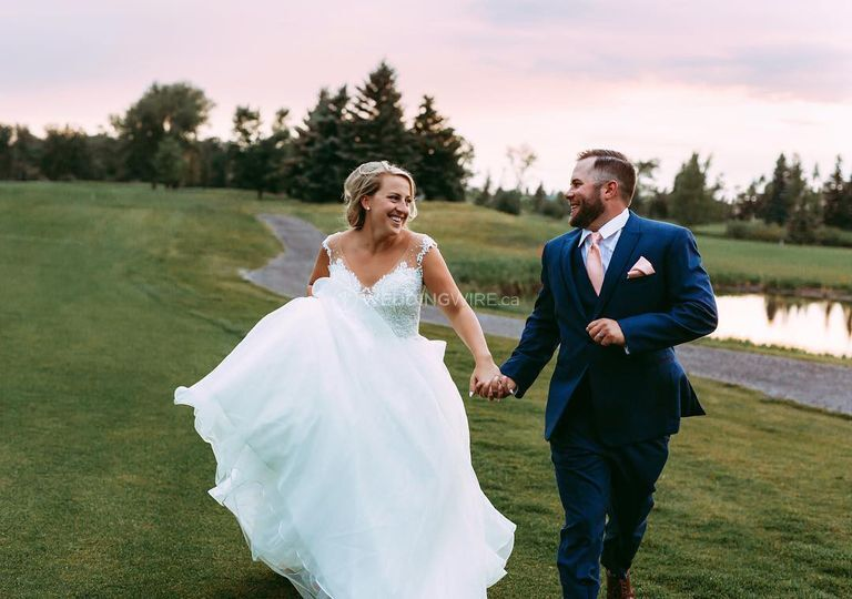Kristina Haughey Wedding Videography