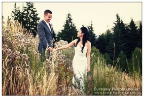 Butterfly Photography and Photo Booth Rentals