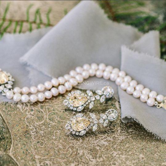 Vancouver Bridal Accessories