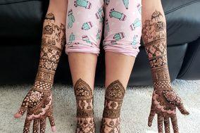 MissArtistico - Henna By Vijeshri