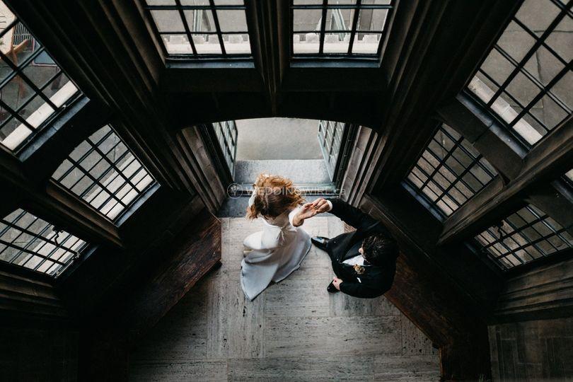 Toronto wedding Hart House