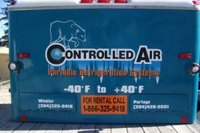 Controlled Air - Cooler & Freezer Rentals