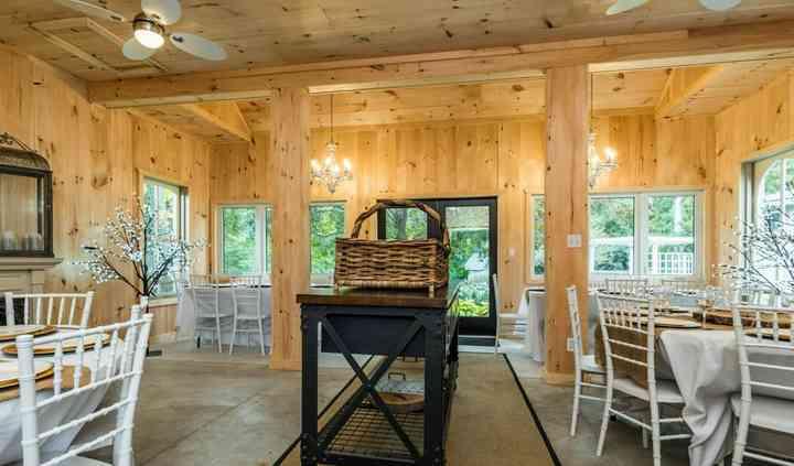 Garden House 500 sq, ft.