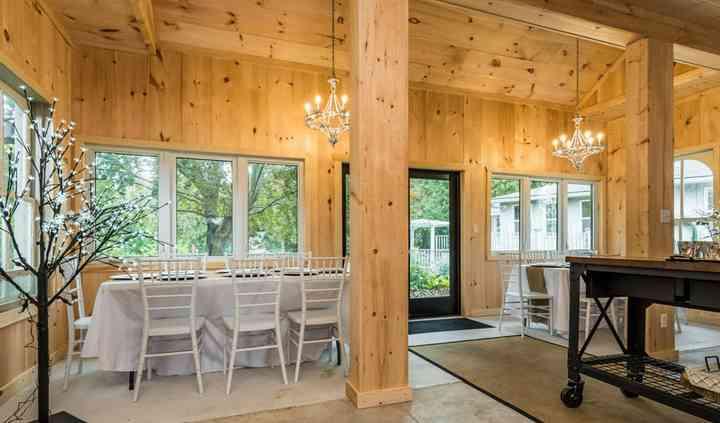 Garden House intimate weddings