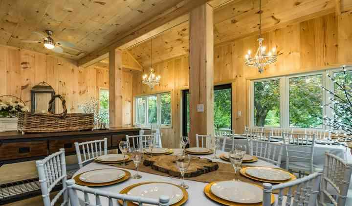 Garden House interior