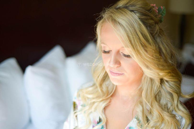 Liliana Makeup Artistry bride