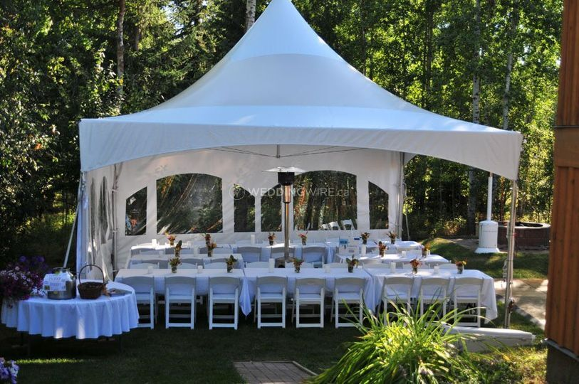 Triple A Rental >> Arcada Rentals - Event Rentals - 100 Mile House - Weddingwire.ca