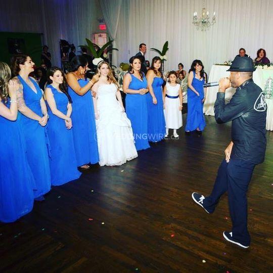 Emcee (wedding) - pic 4