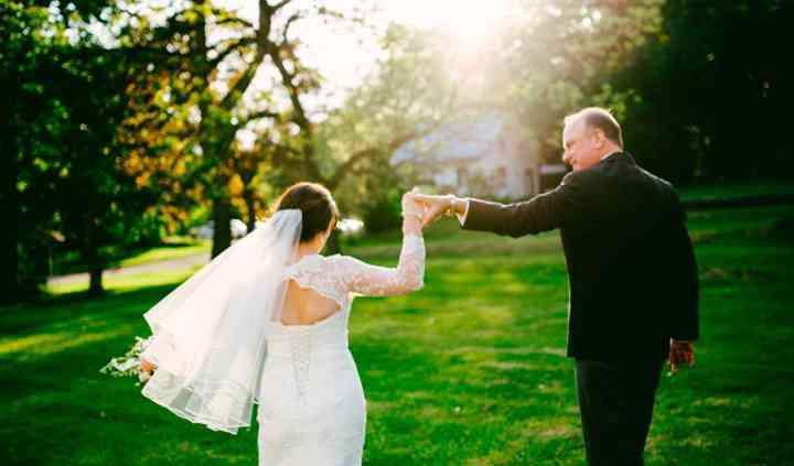 Nos nouveaux mariés au Parvis