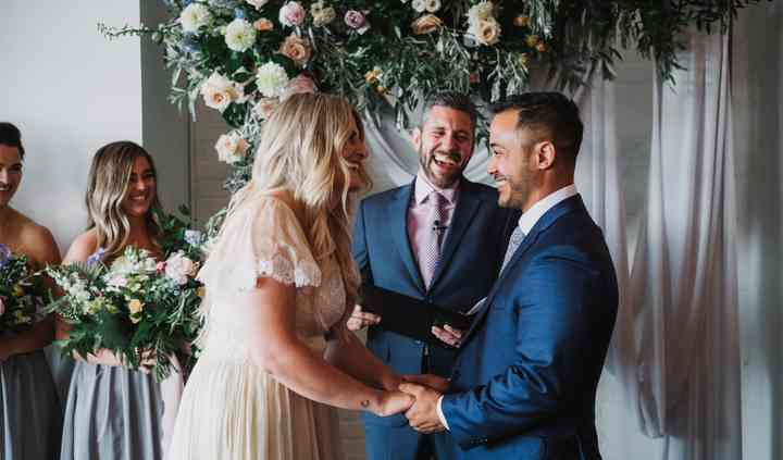Mark Groleau Wedding Officiant