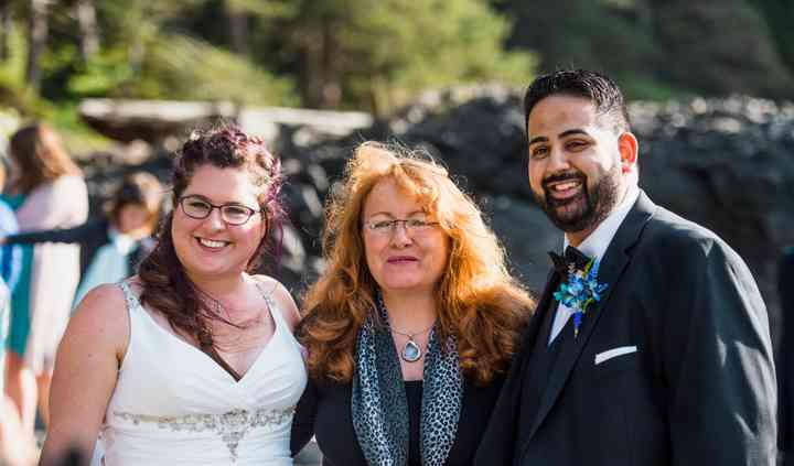 Wedding in Ucluelet
