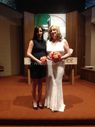 Niagara nuptials
