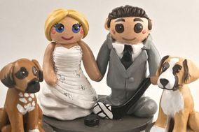 My Custom Cake Topper