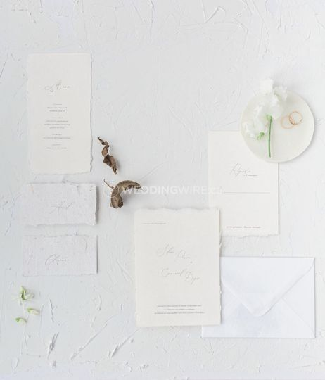 French wedding suite
