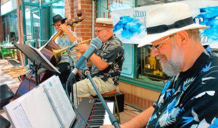 Jim Kinnear Trio 1