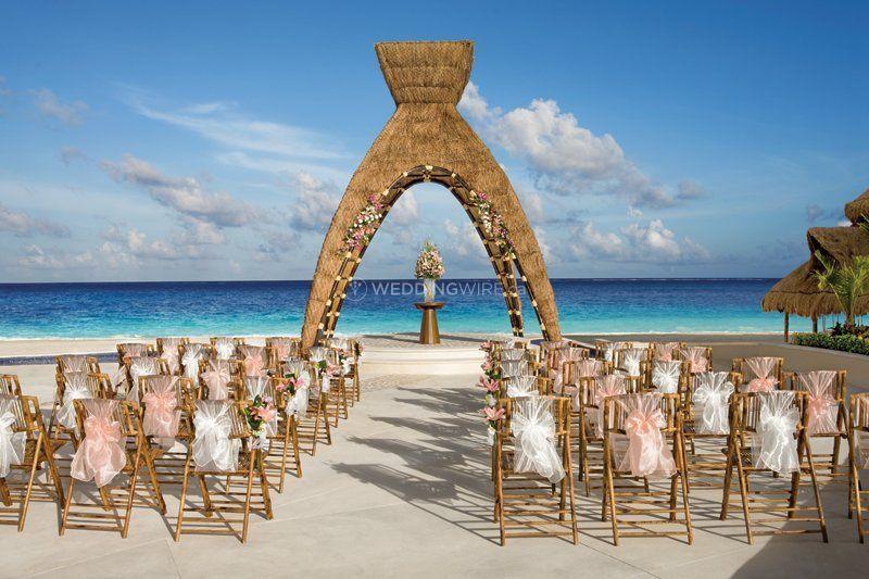 Dreams Mexico Wedding