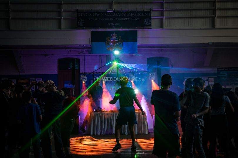 Exciting Dance & Party Lights
