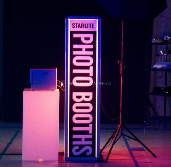 Photobooths Avaliable