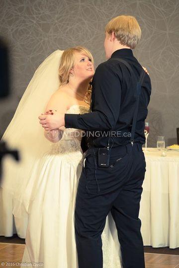 Caleb and Adrienne