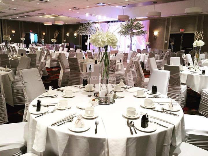 Photo 67 Of 112 Top Wedding Decor Calgary