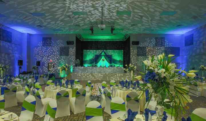 Weddingn Decor  Polish center