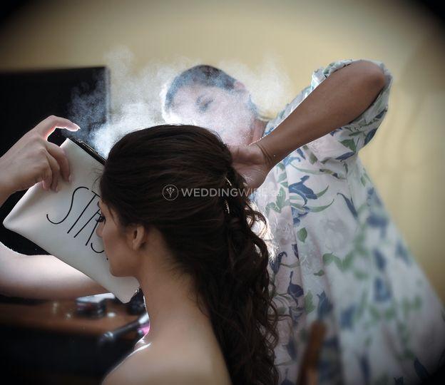 Mmm hairspray